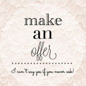 Don't wait for sales. Send your offers!